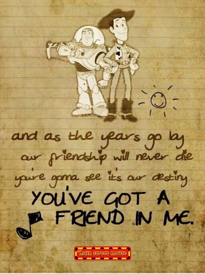 Disney Freundschaft Zitate