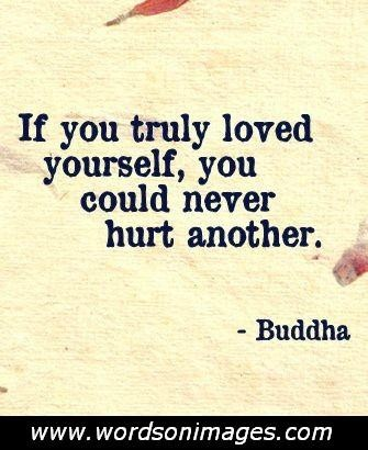self love quotes from buddha quotesgram