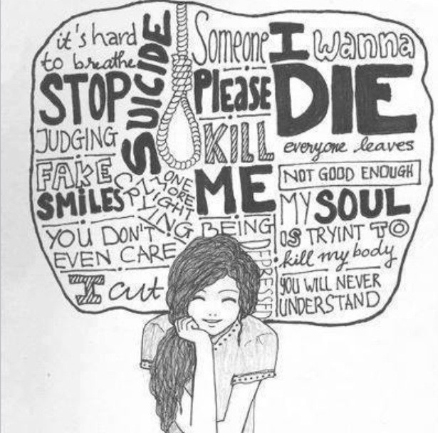 Emo Quotes About Suicide: Sad Emo Quotes And Poems. QuotesGram