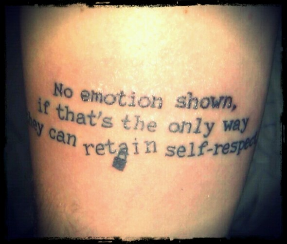 Tattoo Quotes For Someone Who Has Died : Nirvana quotes tattoos quotesgram