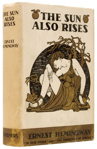 essays on the sun also rises by ernest hemingway This essay discusses the issue of feminization in ernest hemingway's novel the sun also rises the novel features a variety of hierarchized identities such as devalued women, aristocrats, romantics, alcoholics and aspirants to literary fame.