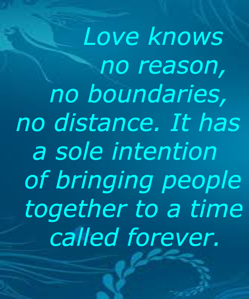 no faith no love no time Inspirational quotations offers a collection of faith quotes on the topics of trust, prayer, faith, and optimism to love is to know we are immersed live by faith - one day at a time _____.