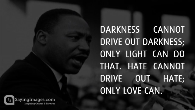 Martin Luther King Quotes Inspirational Motivation: Famous Quotes Dr Martin King. QuotesGram