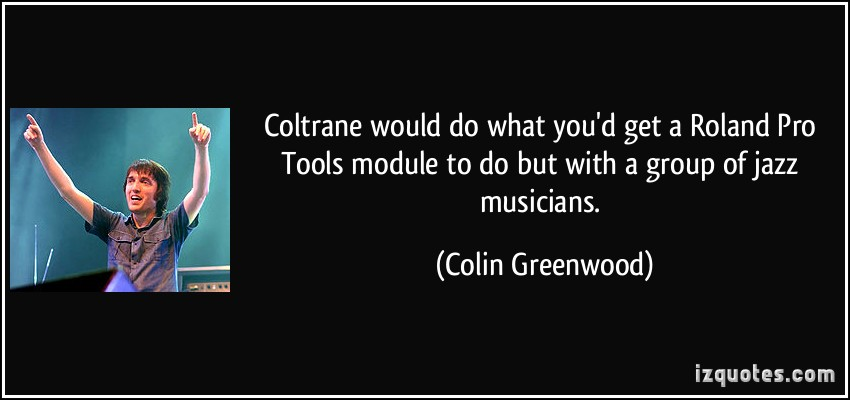 Quote About Jazz Music