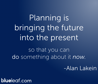 Business Planning Famous Quotes