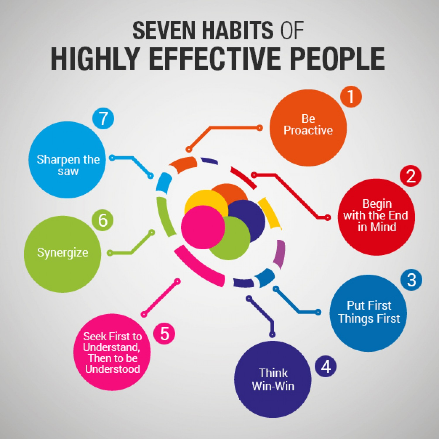 seven habits of successful teams essay