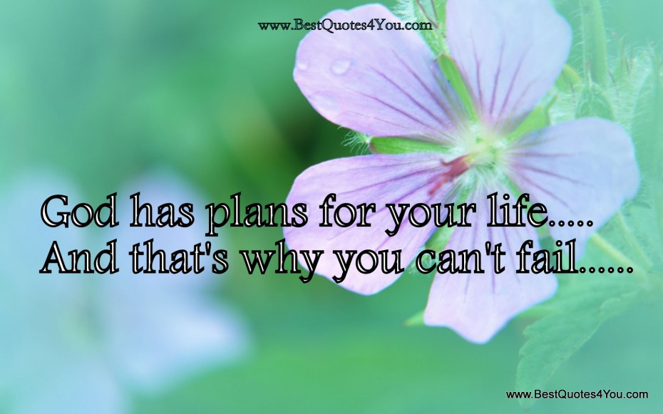 God Has Other Plans Quotes. QuotesGram