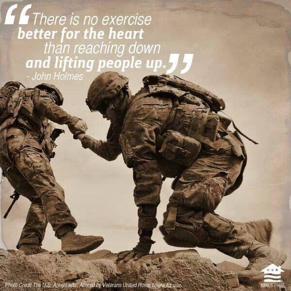 Army Sacrifice Inspirational Quotes. QuotesGram