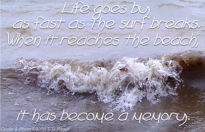 Life Goes By Fast Quotes. QuotesGram