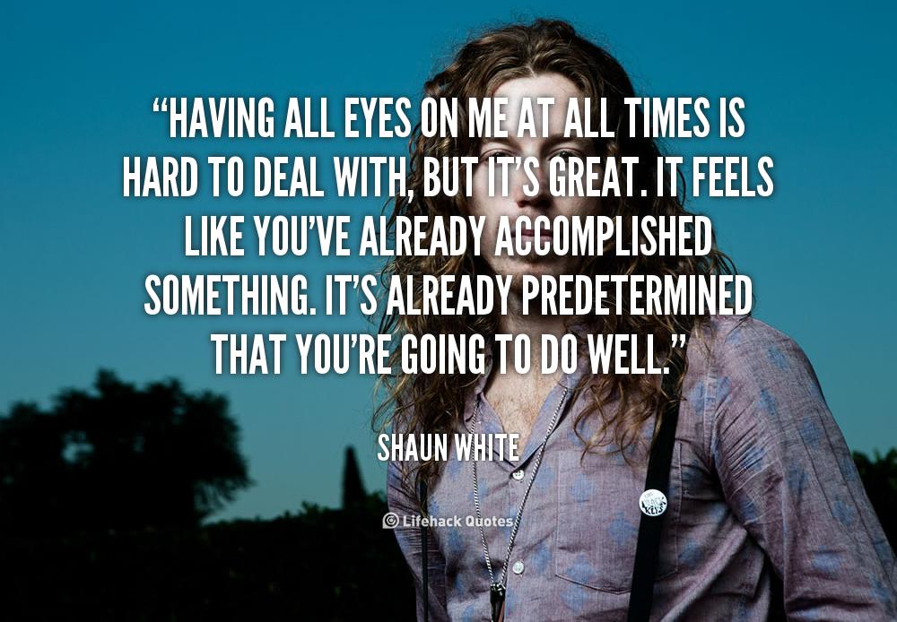 Shaun White Snowboarding Quotes Quotesgram