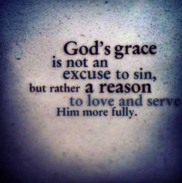 Inspirational Spiritual Quotes: Christian Quotes On Gods Grace. QuotesGram