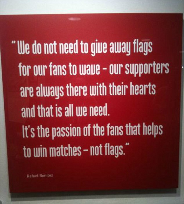 Famous Football Manager Quotes: Respect The Flag Quotes. QuotesGram