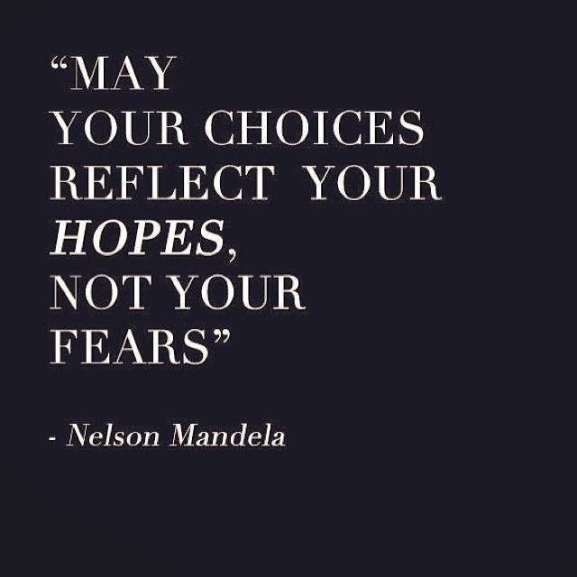Motivational Quotes For Depression Sufferers: Nelson Mandela Quotes Fear. QuotesGram
