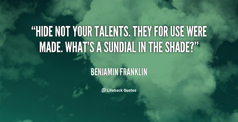 Quotes Your Talented. QuotesGram