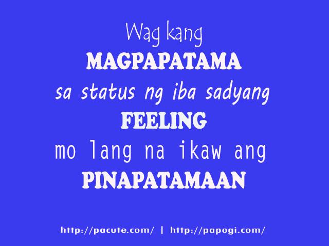 Twitter Quotes Tagalog Patama: Patama Quotes Sa Kaaway. QuotesGram