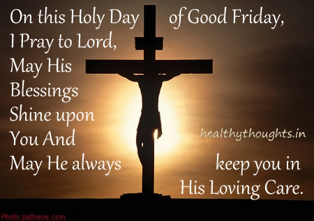 how to explain good friday to a child