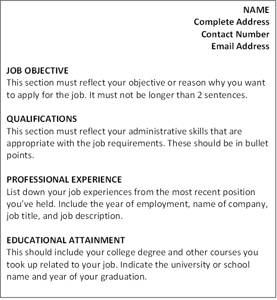 Good Quotes For Resumes. QuotesGram