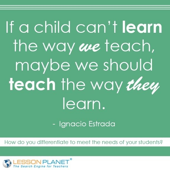 Innovative Classroom Quotes ~ Quotes related to special education quotesgram