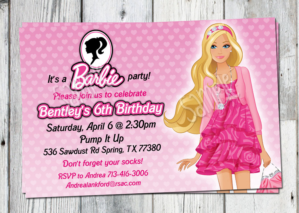 barbie party quotes  quotesgram