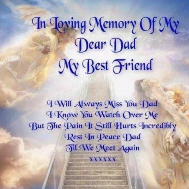 In Memory Dad Parent Daddy: Birthday Remembrance Quotes. QuotesGram