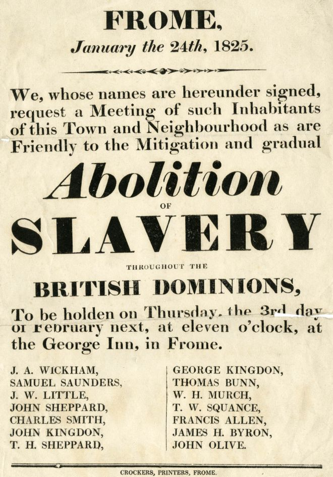 us government invested heavily in abolishing slavery Grassroots solutions to corporate rule vol 5 invested heavily opportunity to support an amendment to the us constitution abolishing corporate personhood and.