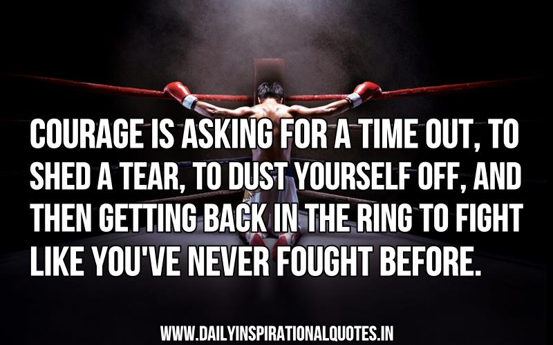 Quotes About Fighting The Good Fight: Fighting Depression Quotes. QuotesGram
