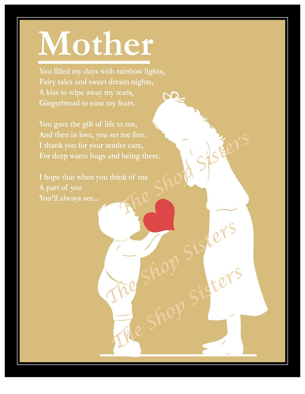 Mother And Son Quotes And Poems. QuotesGram