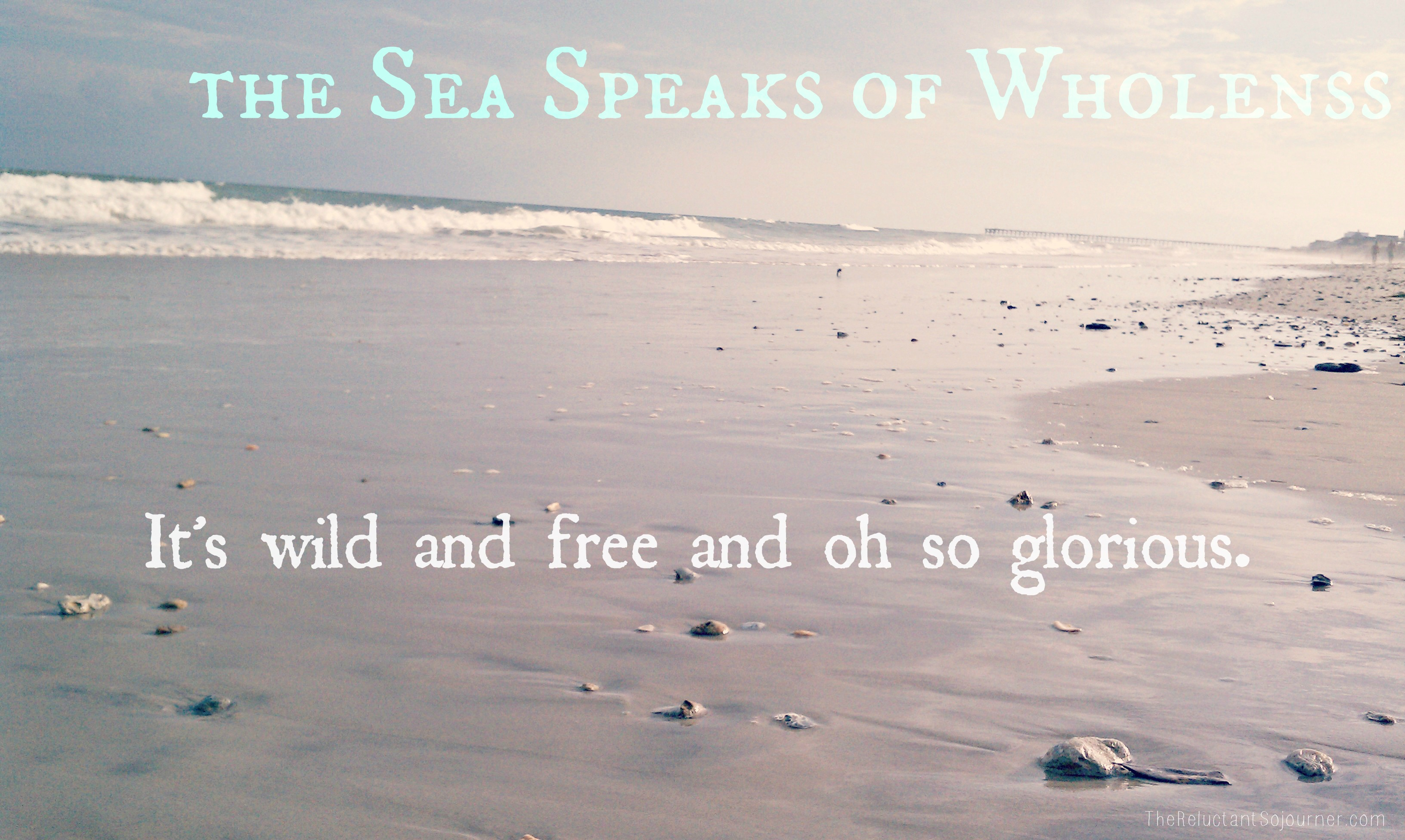 Quote About The Sea: Ocean Related Quotes. QuotesGram