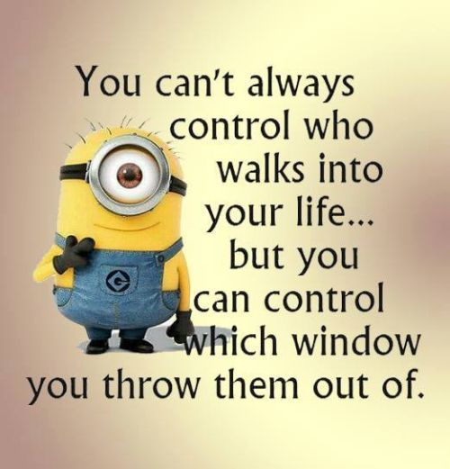 Minion Funny Week Quotes