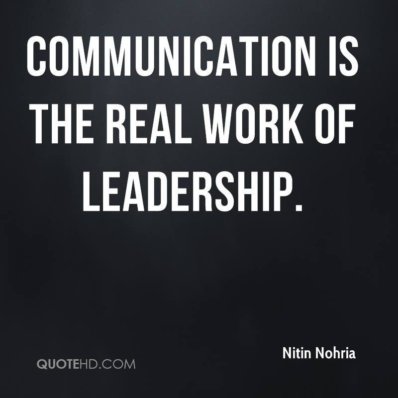 Quotes About Love Relationships: Leadership Communication Quotes. QuotesGram