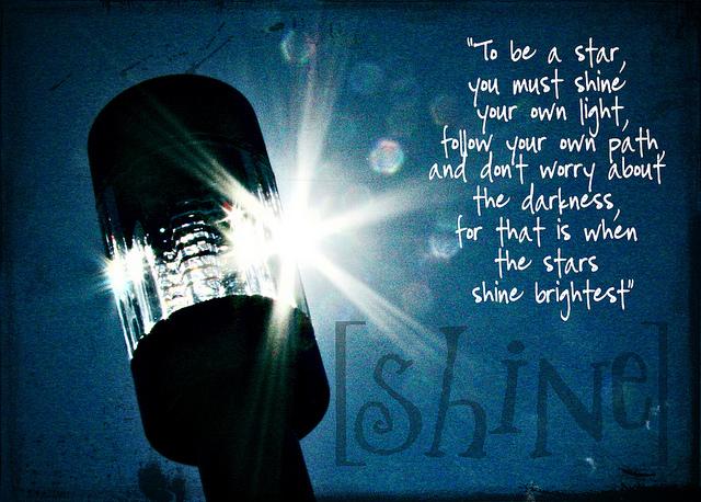 Follow The Light Quotes. QuotesGram