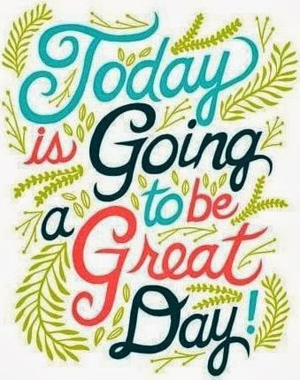 Today Will Be A Good Day Quotes. QuotesGram