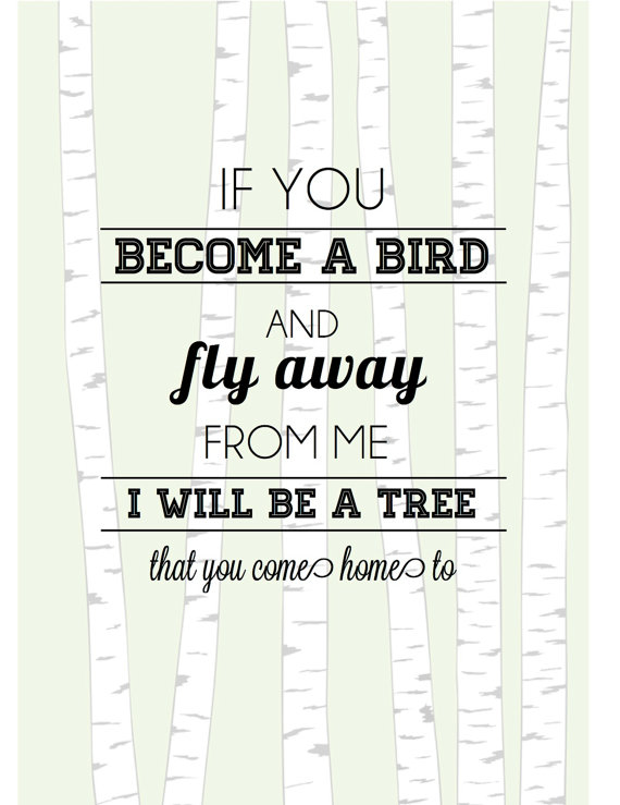 Quotes About Birds Flying Away Quotesgram