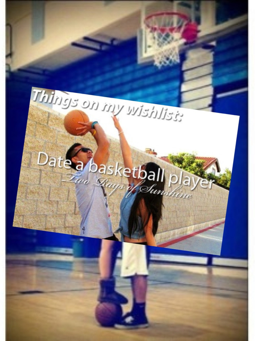 basketball dating
