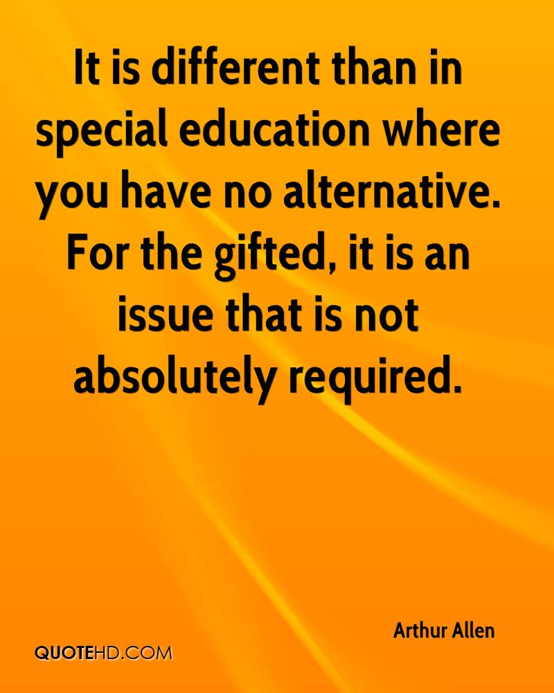 Special Education Quotes Inspirational Quotesgram