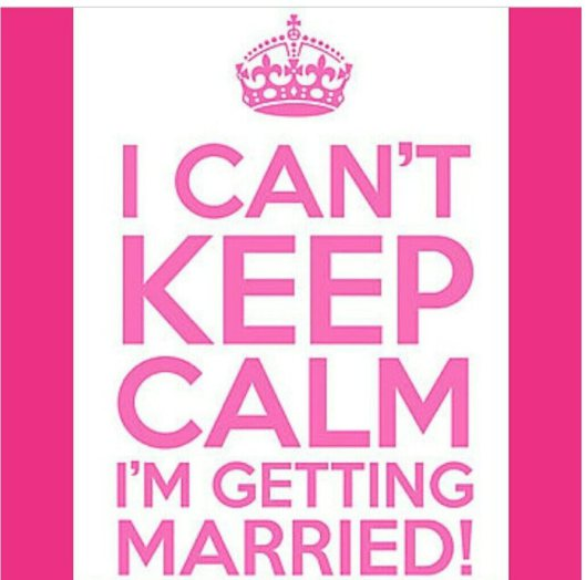 Getting Married Quotes: I Cant Keep Calm Quotes. QuotesGram
