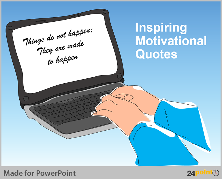 using quotes on powerpoint slide quotesgram