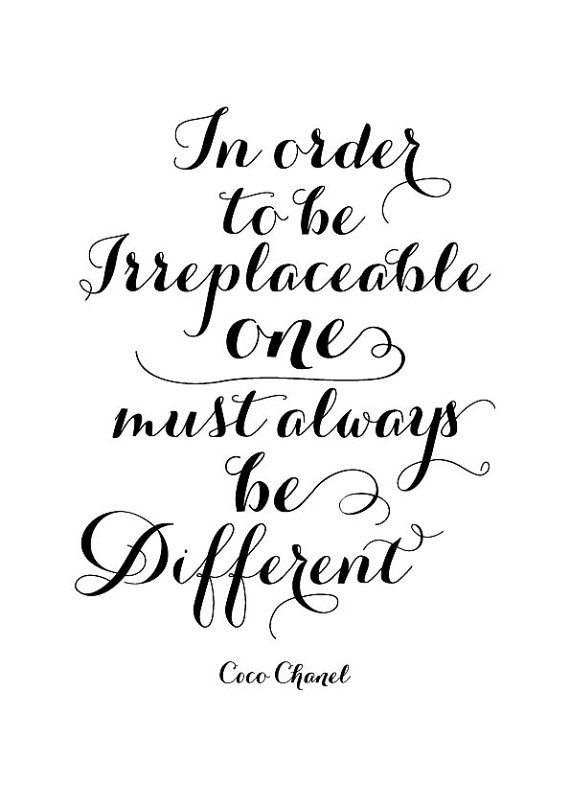 Geeky image within printable quotes black and white