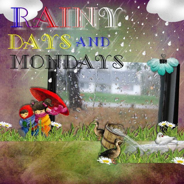 Happy Rainy Day Quotes: Rainy Days And Mondays Quotes. QuotesGram