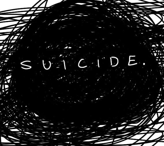 Sad Quotes About Depression: Suicide Quotes Black And White. QuotesGram