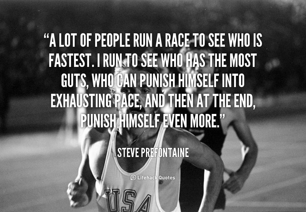 Steve Prefontaine Quotes. QuotesGram