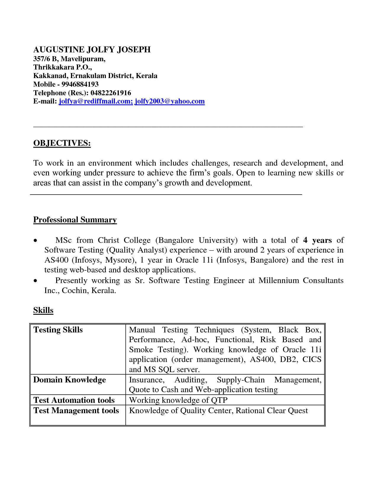 Quotes For Resumes. examples skills great job resumes. love what u ...