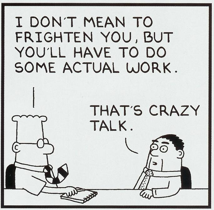 Dilbert Boss Quotes Quotesgram
