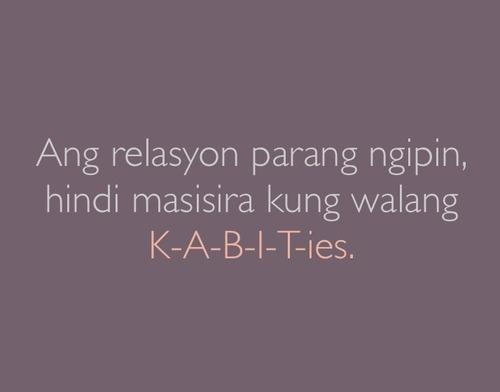 Sad Tagalog Quotes Twitter. QuotesGram