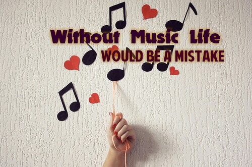 Cute Love Quotes For Music Lovers Quotesgram