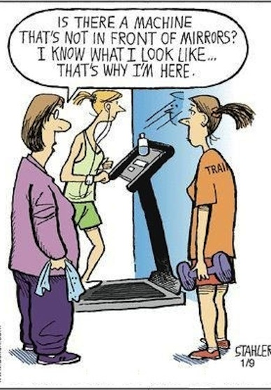 Exercise quotes funny jokes quotesgram - Fitness cartoon pics ...