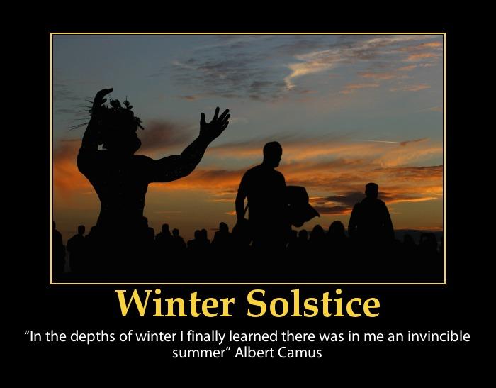 winter solstice morning quotes quotesgram