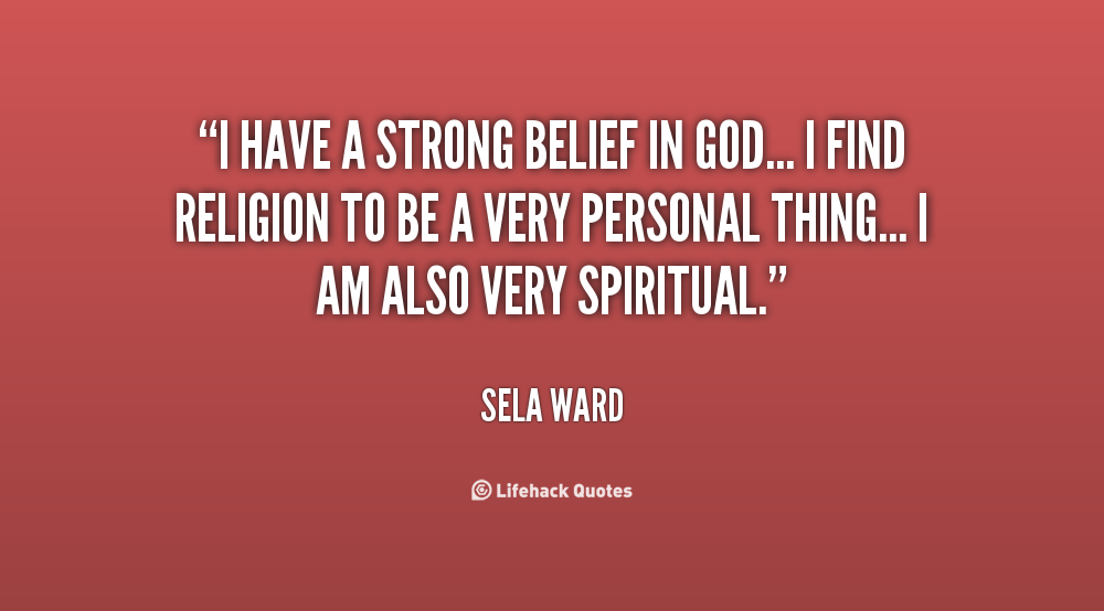55 Quotes about Believing in God