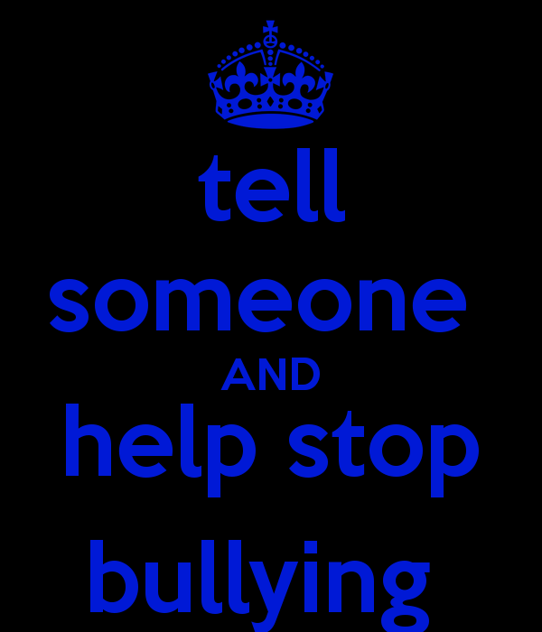help stop bullying You have the power to help stop bullying bullying won't stop unless we all stop looking the other way, and get involved.