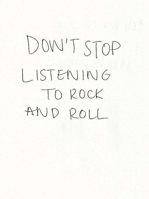 Rock Music Lyric Quotes Alternative Rock Song ...